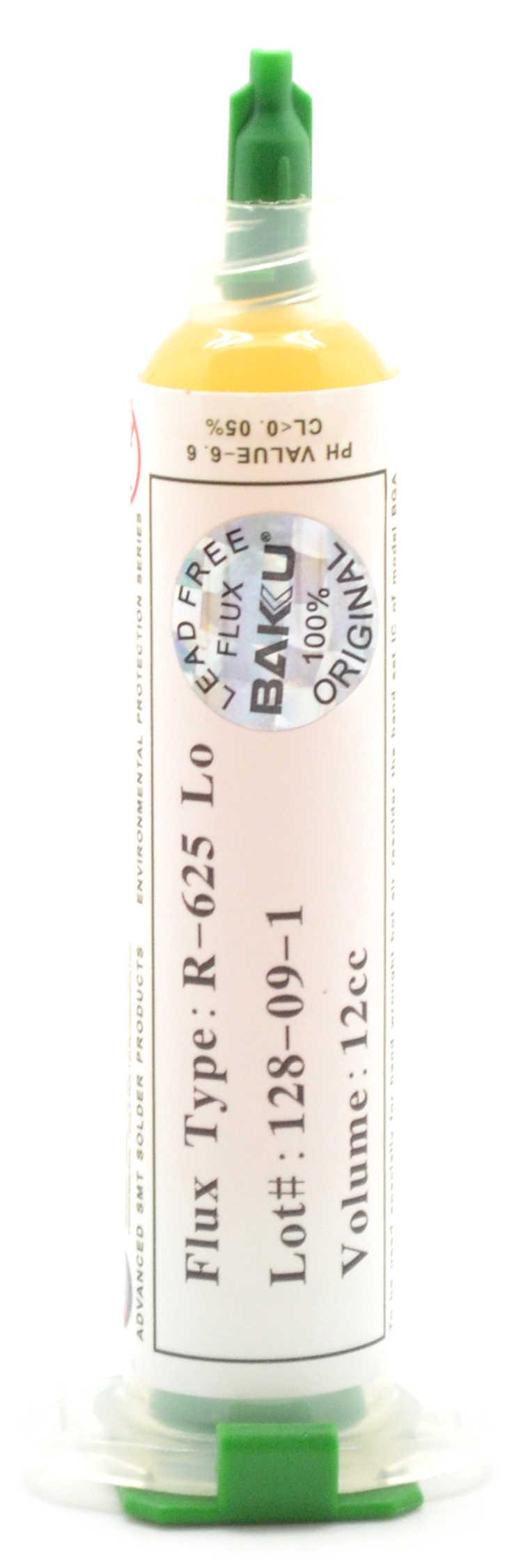 Flux Bakku R-625 Lo 12cc