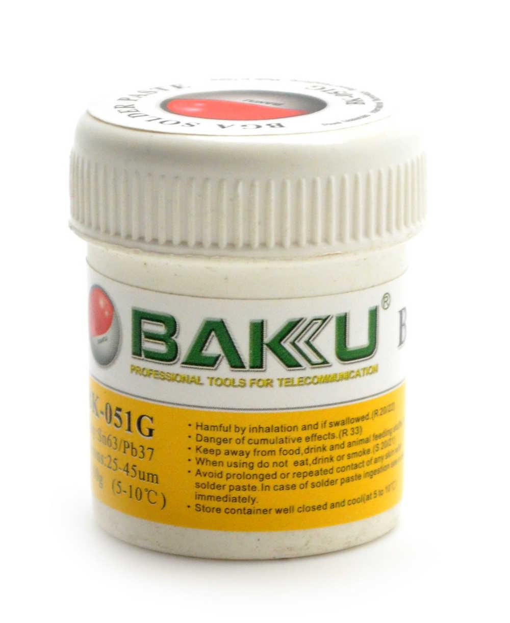Πάστα Κόλλησης BGA Bakku BK-051G 50 gr Type A