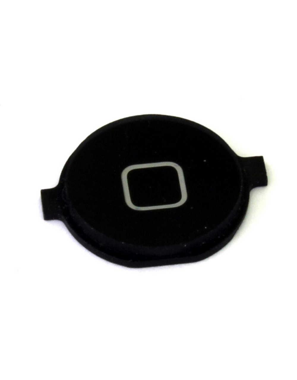 Εξωτερικό Κεντρικό Πλήκτρο Apple iPhone 3G/3GS Μαύρο OEM Type A