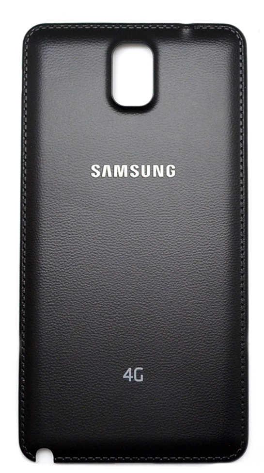 Καπάκι Μπαταρίας Samsung N9005 Galaxy Note 3 ( Note III ) Μαύρο 4G Original GH98-29605A
