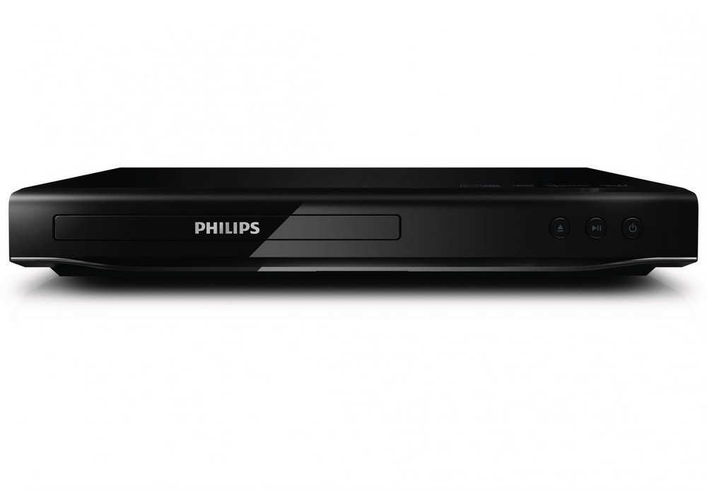 DVD player Philips DVP2800 Μαύρο