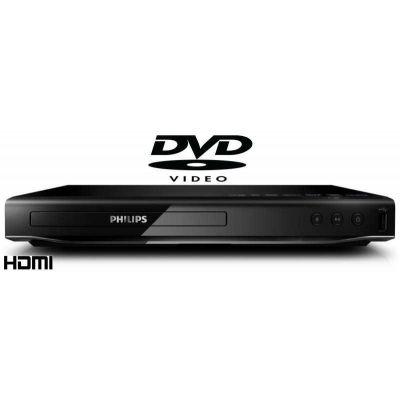 DVD player Philips DVP2880 HDMI Μαύρο με Υποδοχή Usb