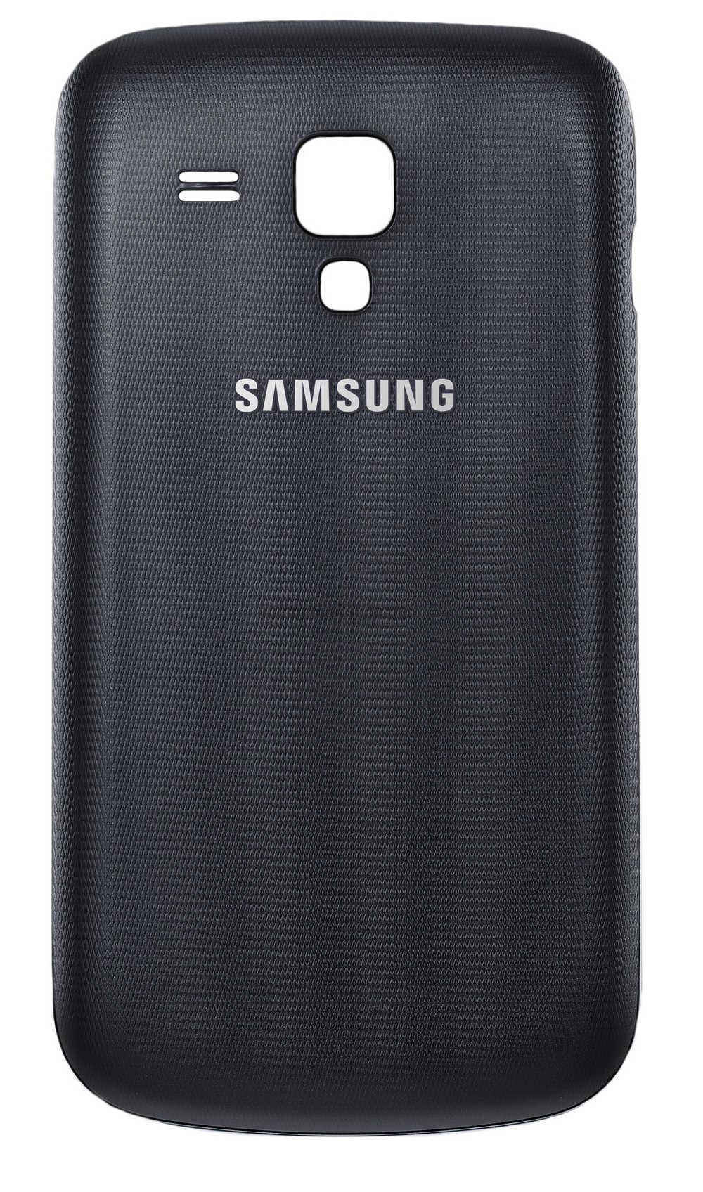 Καπάκι Μπαταρίας Samsung S7562 Galaxy S Duos Μαύρο Original GH98-24359A