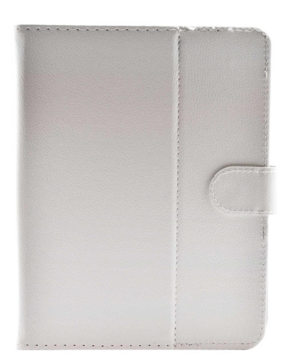 """Θήκη Book Ancus Universal για Tablet 9""""- 9.7'' Ίντσες Λευκή (25 cm x 18 cm)"""