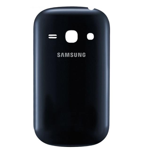 Καπάκι Μπαταρίας Samsung S6810 Galaxy Fame Μπλέ Original GH98-25934C