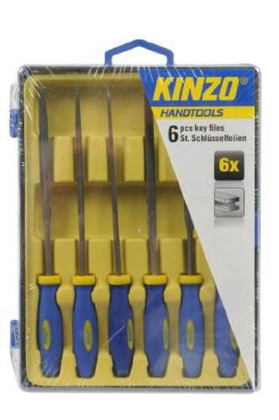 Σέτ Λίμες Kinzo 71826 Τεμ. 6