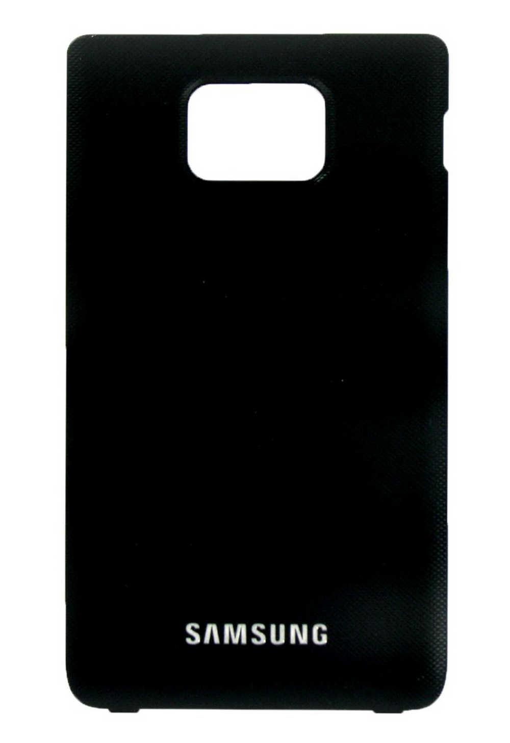 Καπάκι Μπαταρίας Samsung i9100 Galaxy S II Μαύρο Original GH98-19595A