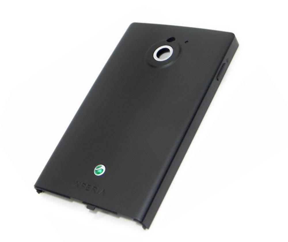 Καπάκι Μπαταρίας Sony MT27i Xperia Sola Μαύρο Original 1252-1143