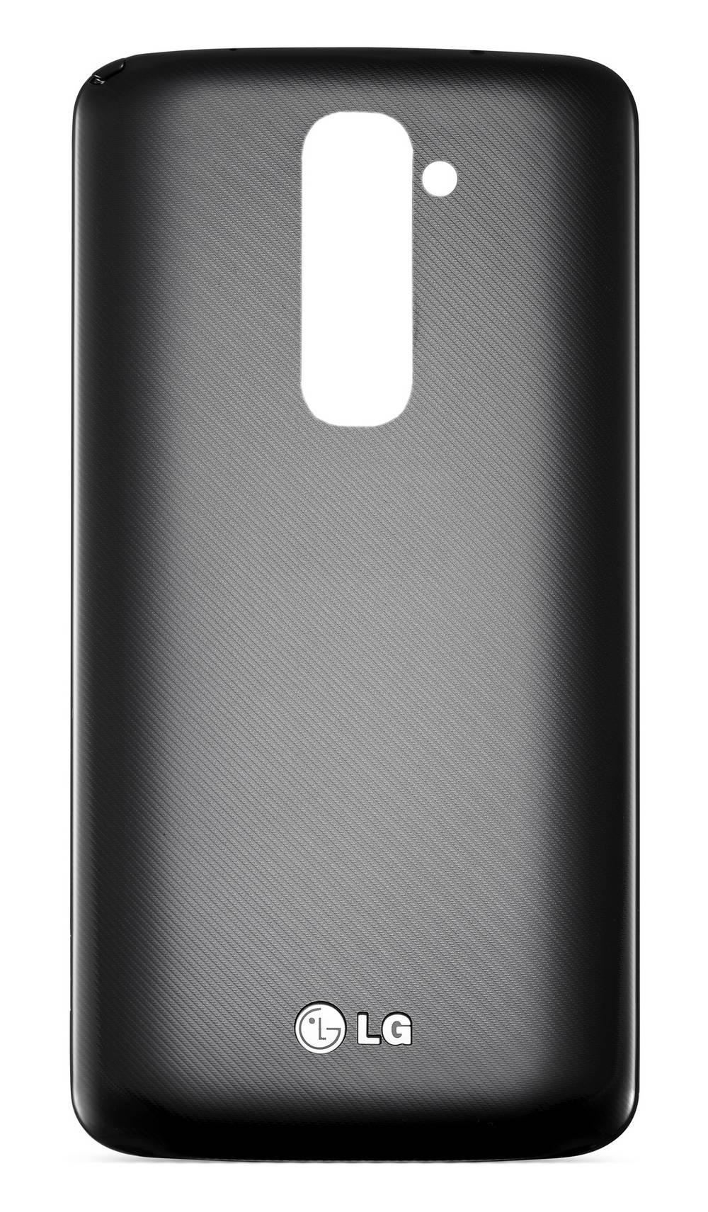 Καπάκι Μπαταρίας LG G2 D802 Μαύρο με Κεραία NFC Original