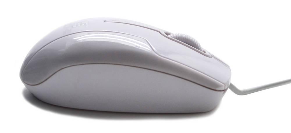 Ενσύρματο Ποντίκι Esome JY-802 3 Πλήκτρων 1200 DPI Λευκό (86*50*25mm)