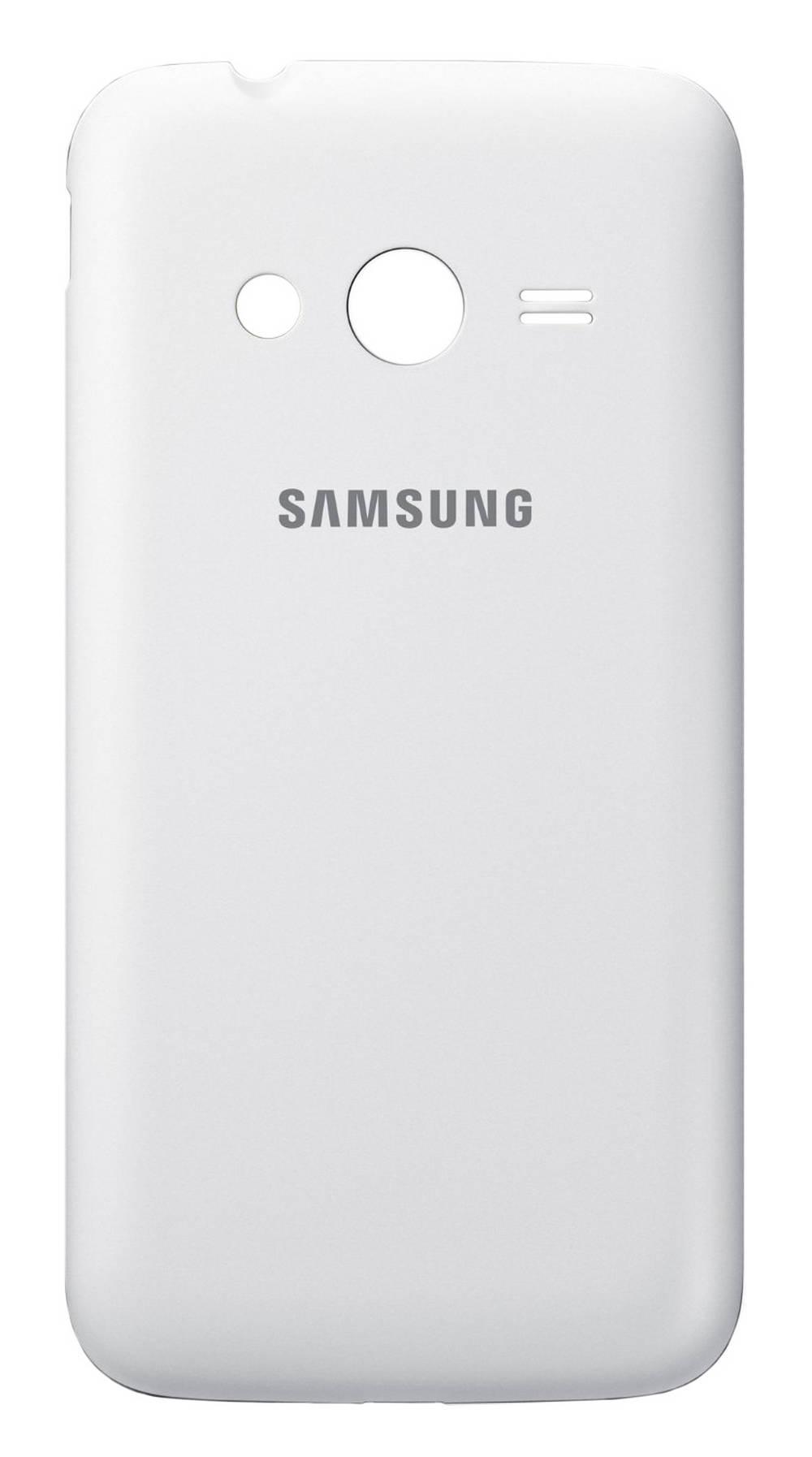 Καπάκι Μπαταρίας Samsung SM-G313 Galaxy S Duos 3 Λευκό Original GH98-33317B