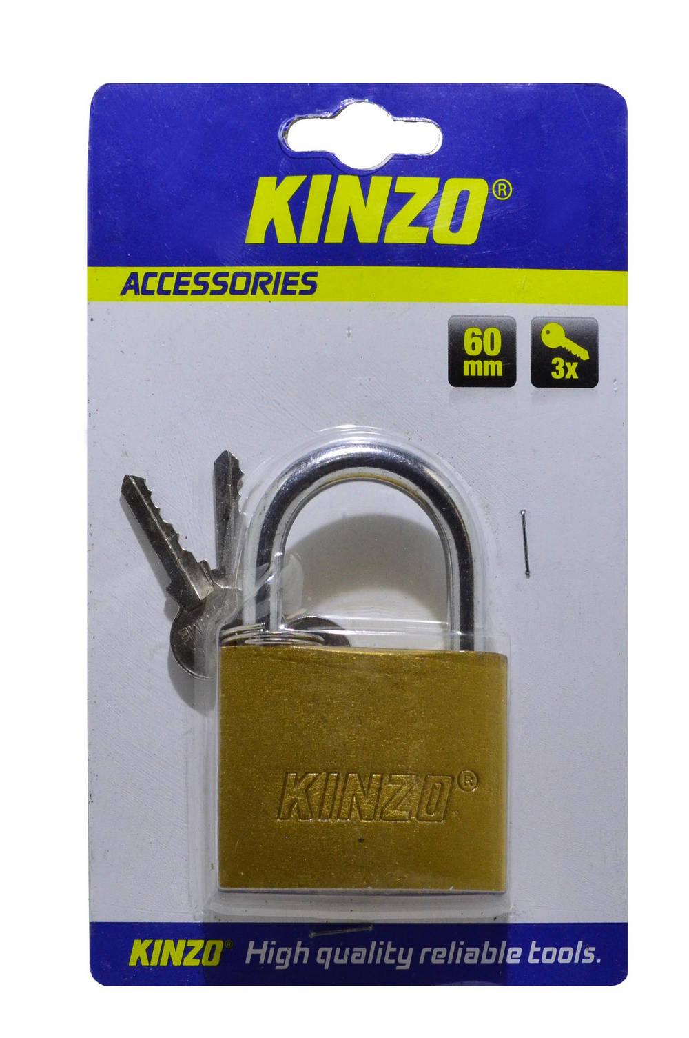 Λουκέτο Kinzo 79390 60mm