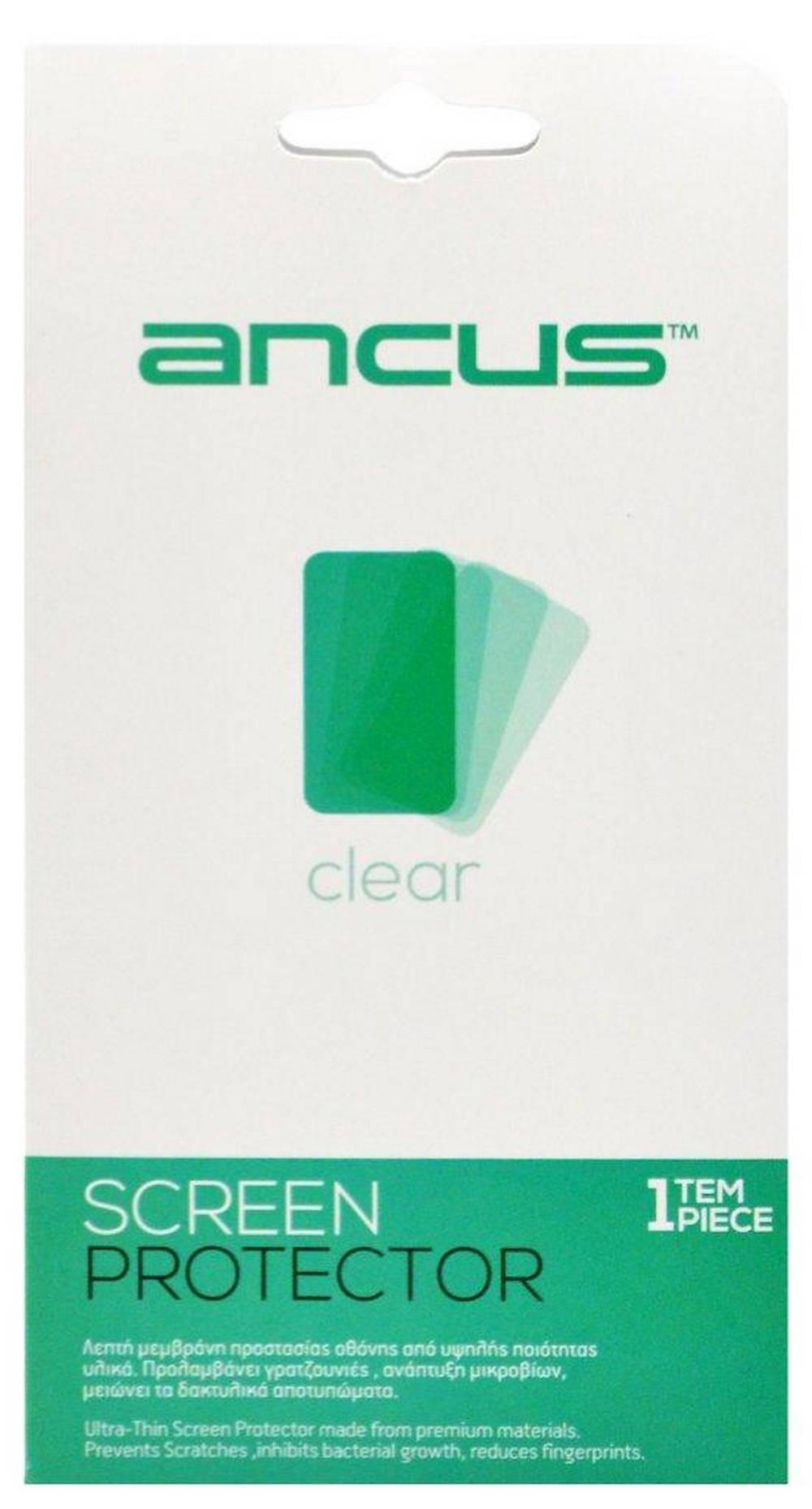Screen Protector Ancus για MLS iQTalk Fingerprint 4.8'' Clear