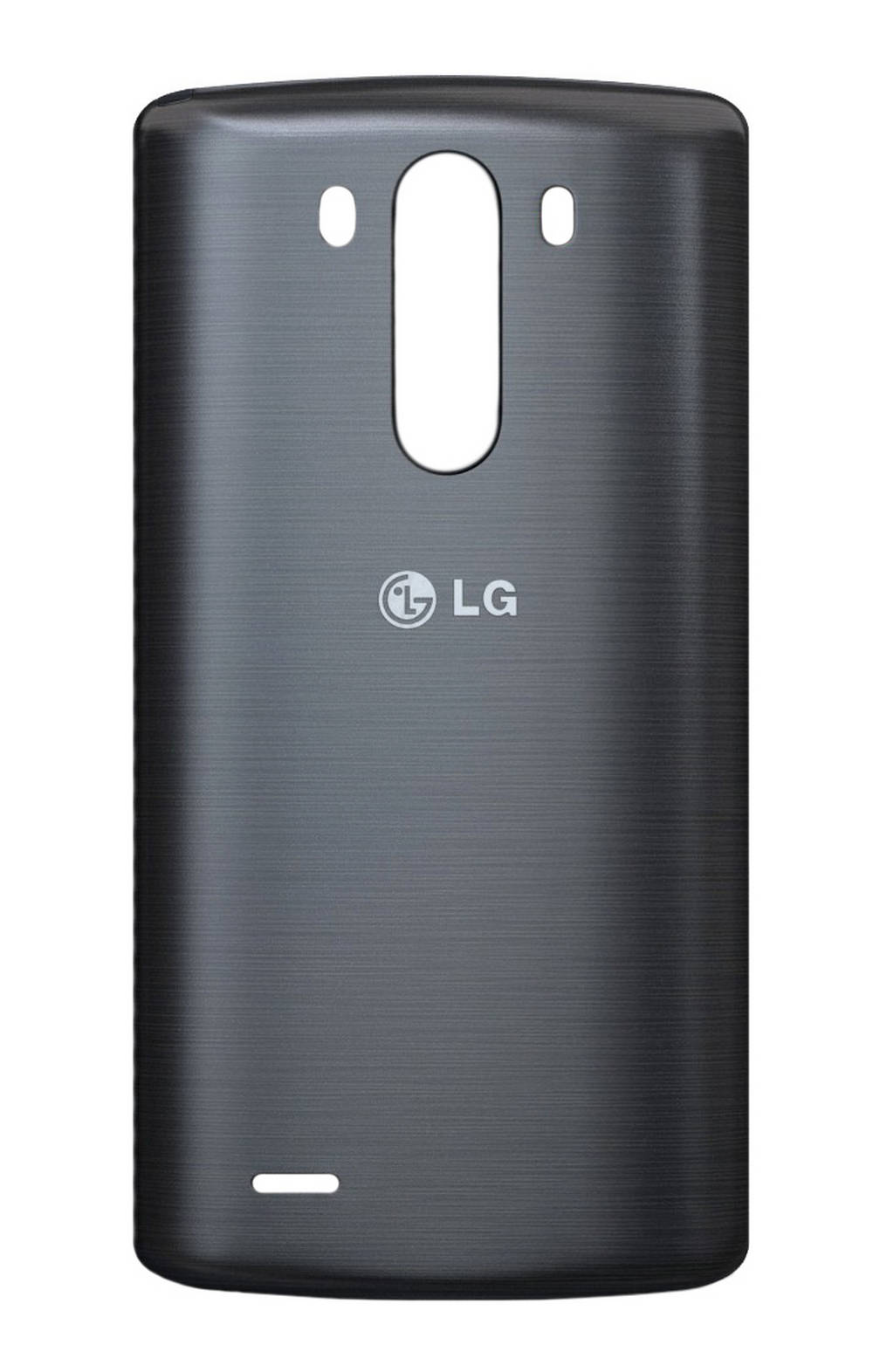 Καπάκι Μπαταρίας LG G3 D855 Titanium με Κεραία NFC Original ACQ87482402