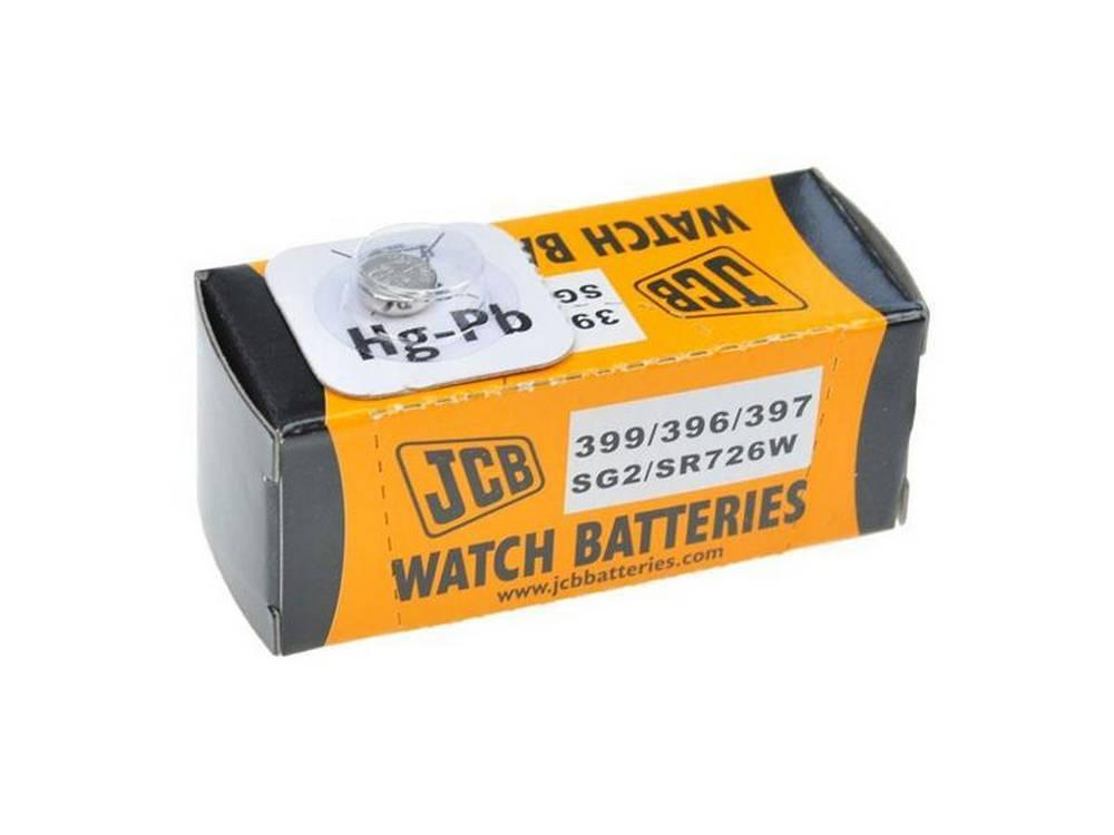 Buttoncell JCB 399/396/397 SG2/SR726W Τεμ. 1
