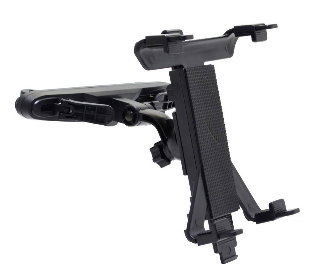 Βάση Στήριξης Αυτοκινήτου (Προσκεφάλου) Ancus Universal Μαύρη για Tablet 7'' έως 10.1'' Ίντσες