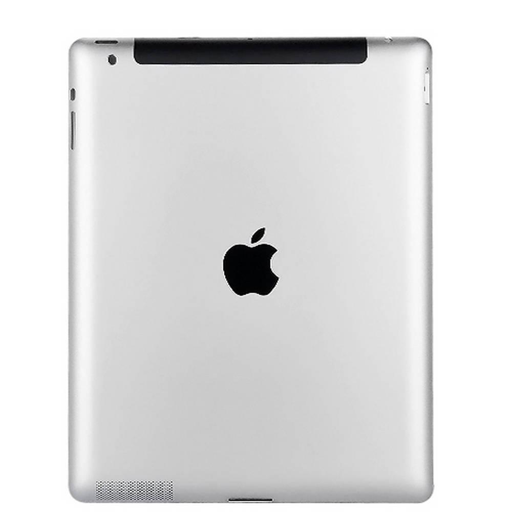 Πίσω Κάλυμμα Apple iPad 2 3G Ασημί Swap