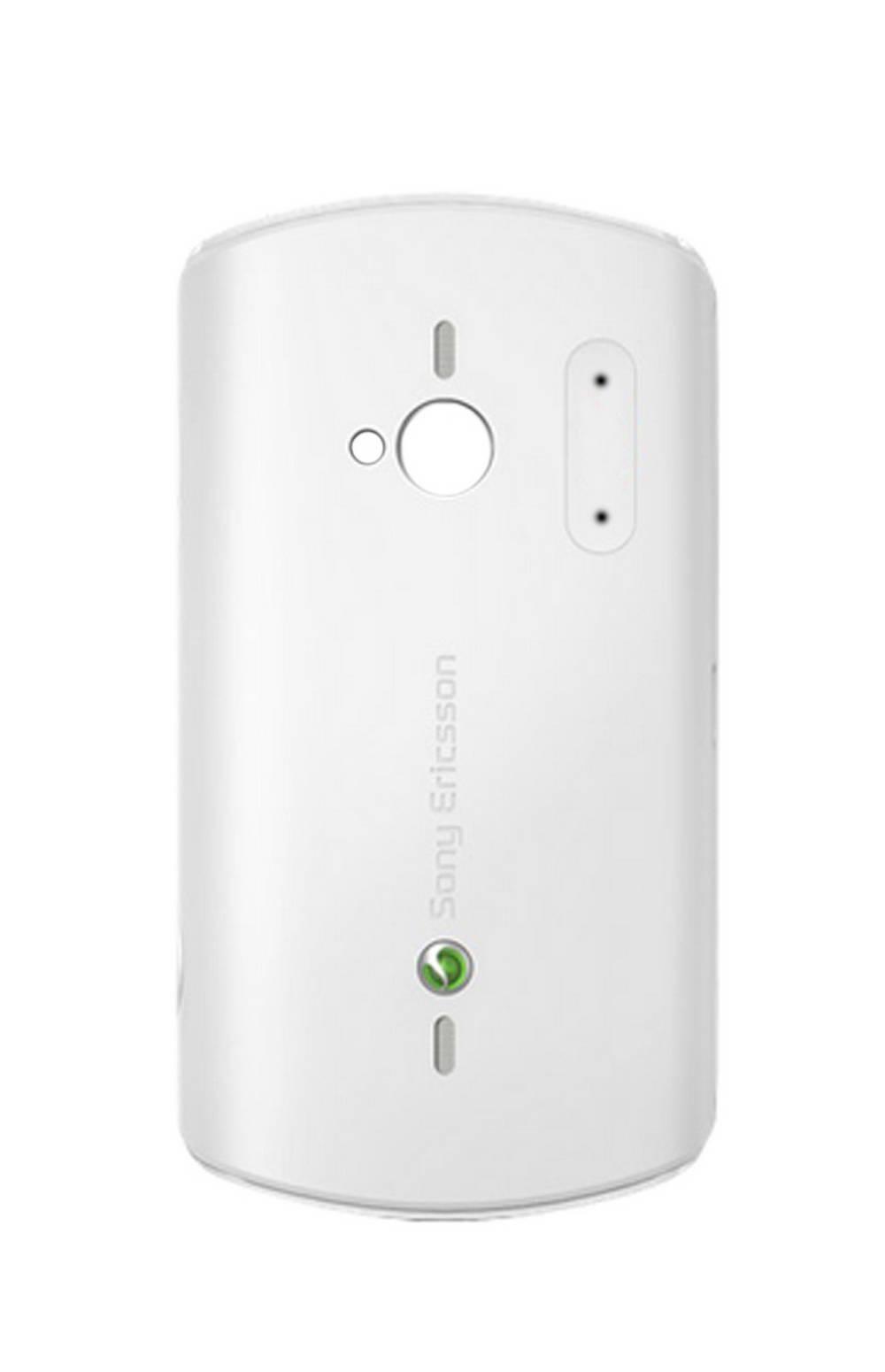 Καπάκι Μπαταρίας S.Ericsson WT19i Live Walkman Λευκό Original 1250-5897