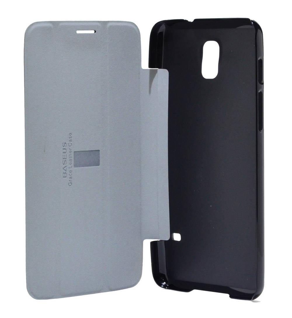 Θήκη Book Baseus Grace Leather για Samsung SM-T2558 Galaxy Mega 7.0 Μαύρη