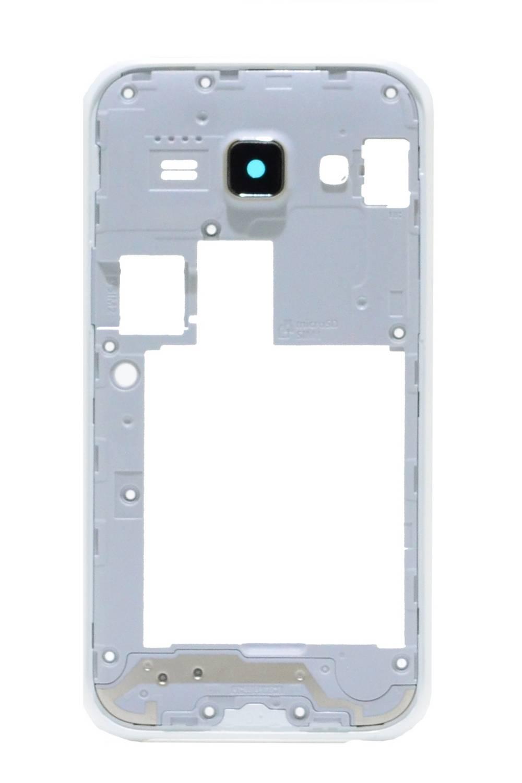 Πίσω Κάλυμμα Samsung SM-J100 Galaxy J1 Λευκό Original GH98-36088A