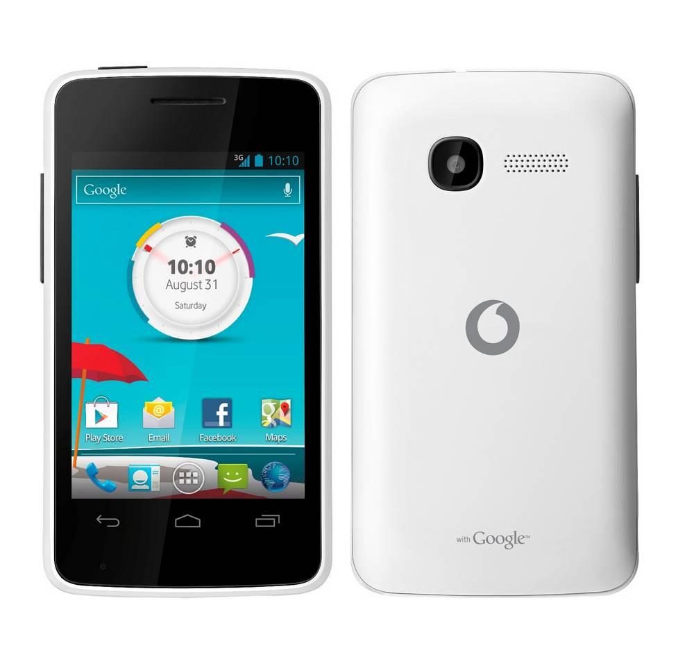 Dummy Phone Vodafone Smart 4 Λευκό