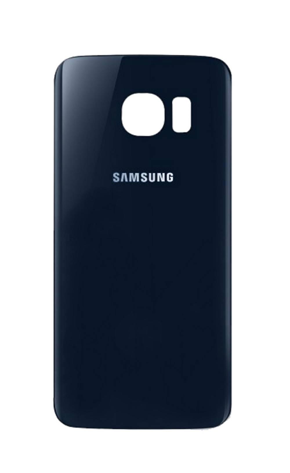 Καπάκι Μπαταρίας Samsung SM-G925F Galaxy S6 Edge Μαύρο Original GH82-09602A