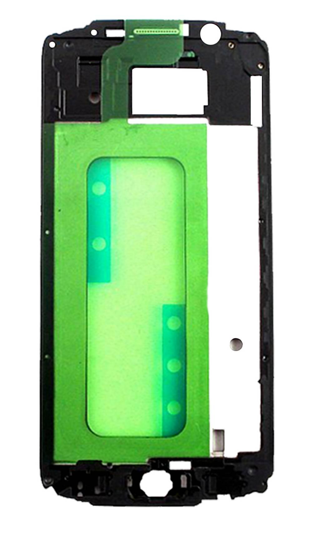 Πλαίσιο Οθόνης Samsung SM-G925F Galaxy S6 Edge Original GH98-35849A
