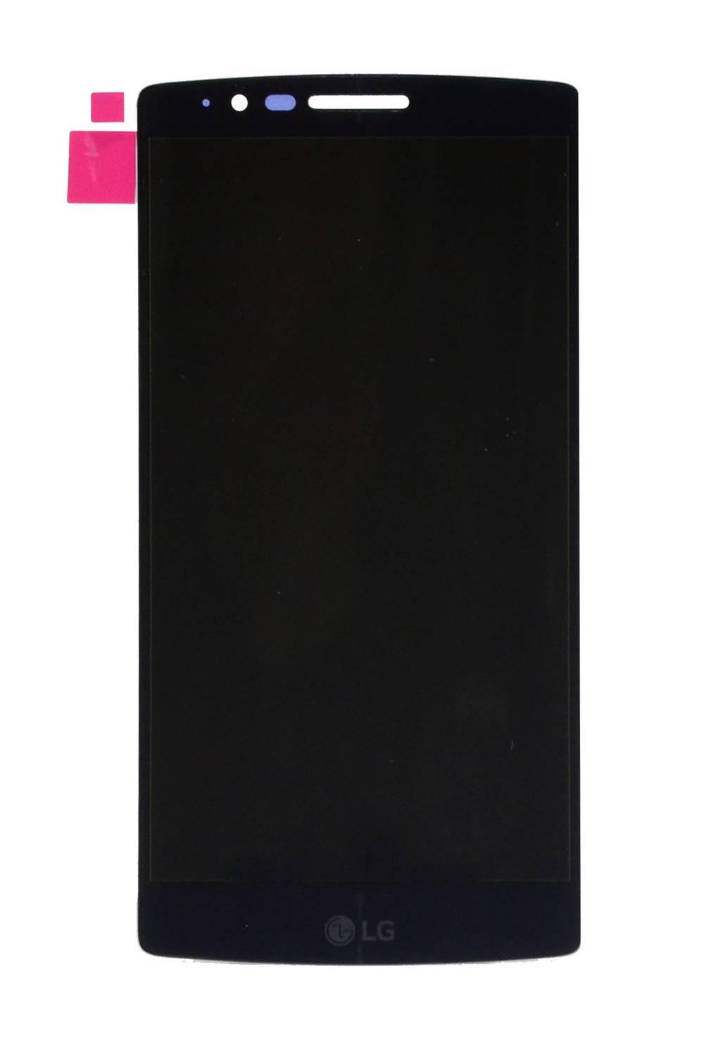Γνήσια Οθόνη & Μηχανισμός Αφής LG G Flex 2 H955 Hybrid χωρίς Κόλλα EAT62593401