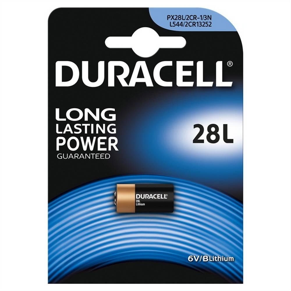 Μπαταρία Duracell B Lithium Long Lasting Power 28L / PX28L 6V Τεμ. 1