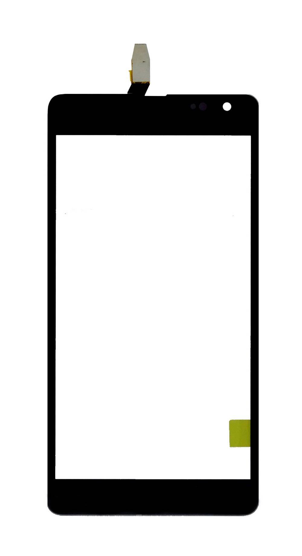 Μηχανισμός Αφής Microsoft Lumia 535/535 Dual Sim CT2S1973FPC Μαύρο