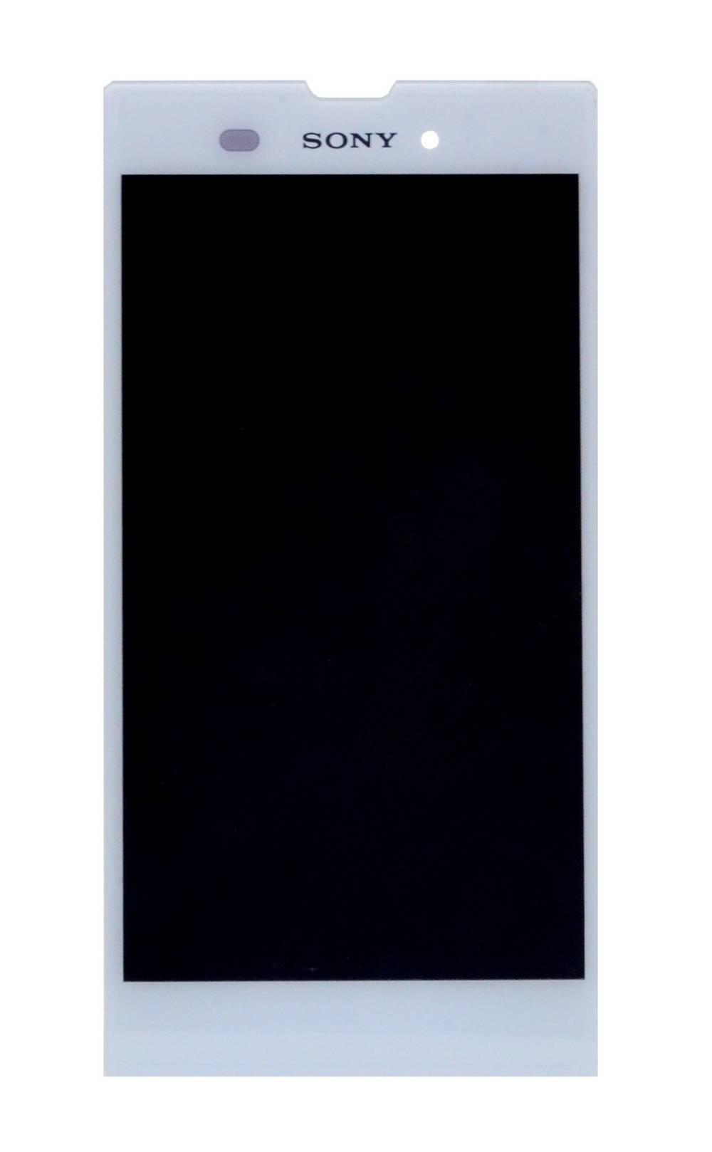 Γνήσια Οθόνη & Μηχανισμός Αφής Sony Xperia T3 D5103 Λευκή χωρίς Πλαίσιο, Κόλλα