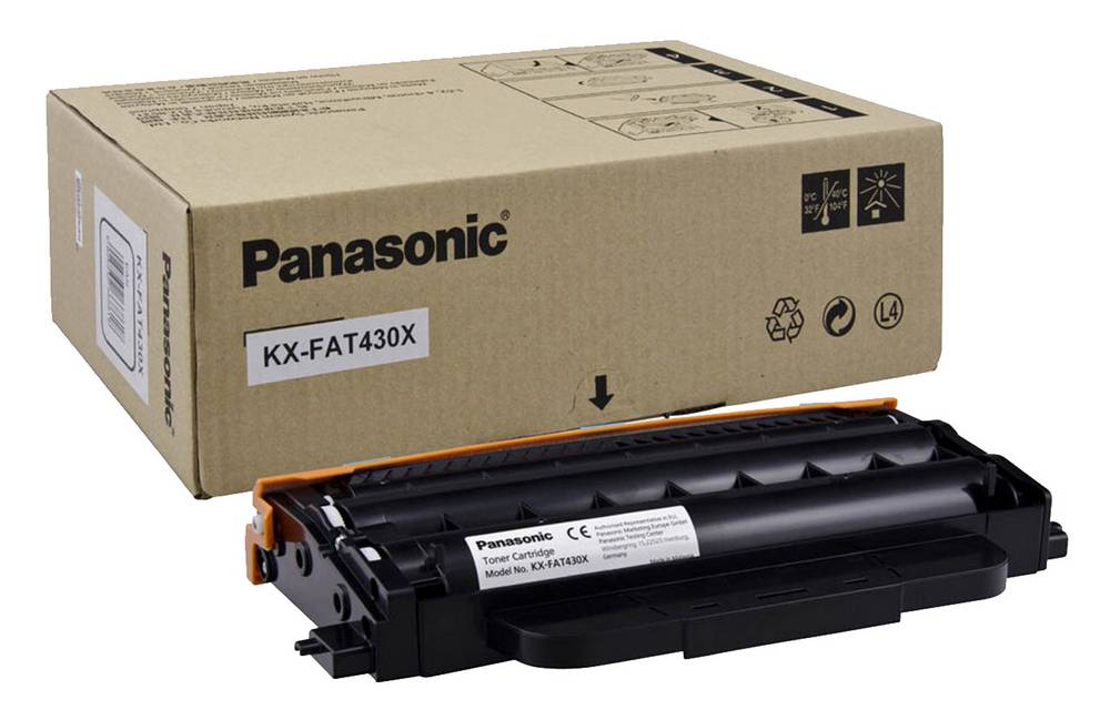 Τόνερ Panasonic KX-FAT430X για KX-MB2200 / 2500 Series 1 Τεμ.