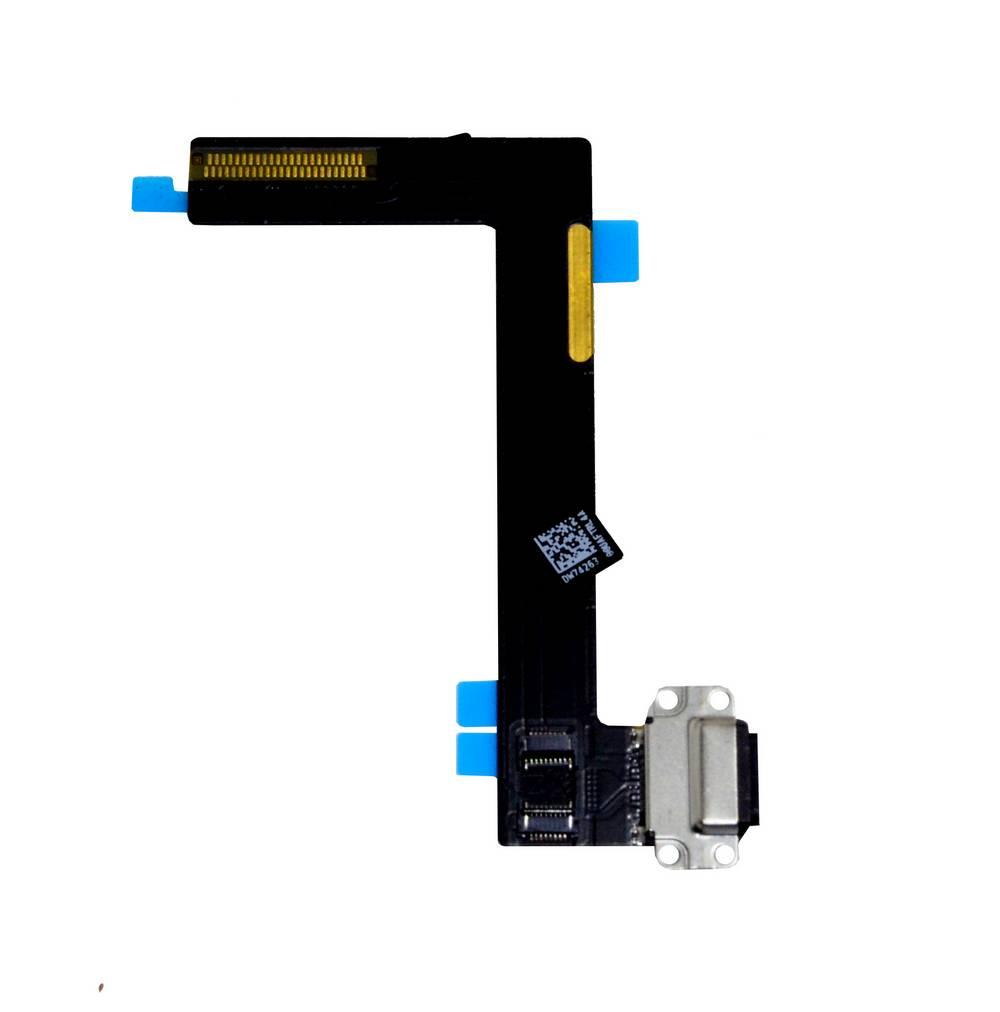Επαφή Φόρτισης Apple iPad Air 2 με Καλώδιο Πλακέ Μαύρο 821-2587-04 Original