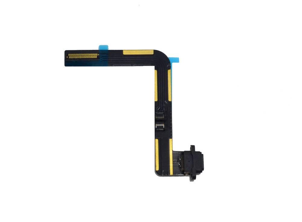 Επαφή Φόρτισης Apple iPad Air με Καλώδιο Πλακέ Μαύρο Original 821-1716-A