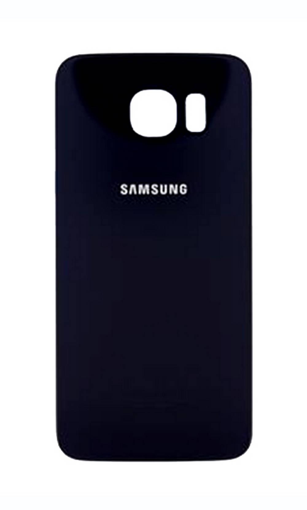 Καπάκι Μπαταρίας Samsung SM-G920F Galaxy S6 Μαύρο Original GH82-09825A