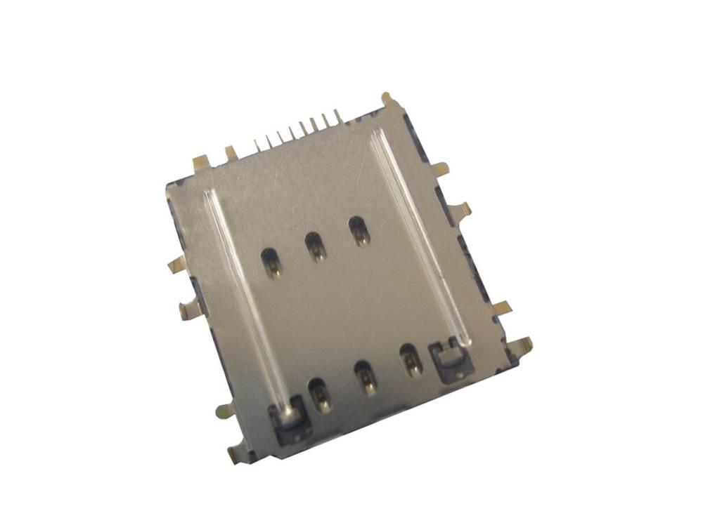 Επαφή Κάρτας Sim Samsung P5200/T111/T311/T325/T335/T535/T705 Original 3709-001813