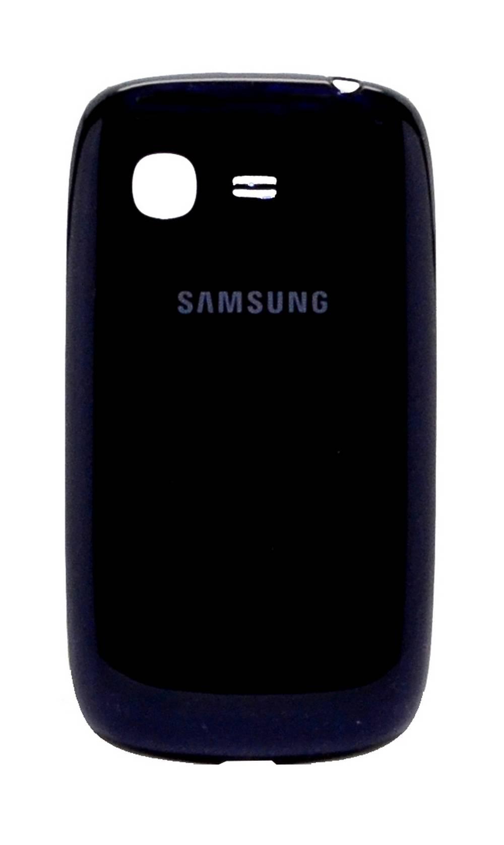 Καπάκι Μπαταρίας Samsung S5310 Galaxy Pocket Neo Μαύρο Original GH98-26582C