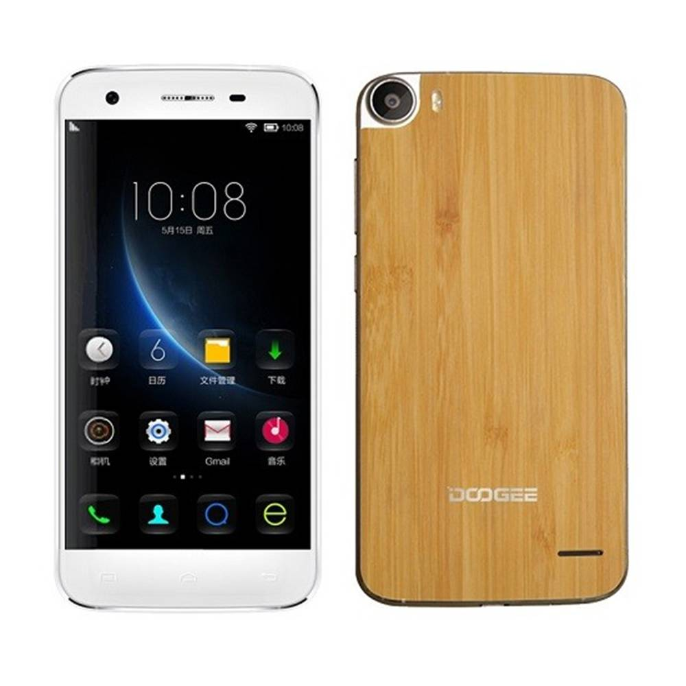 Dummy Phone Doogee F3 Wooden