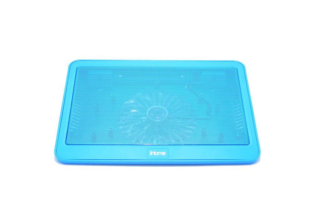 """Laptop Cooler Mobilis Cooling Pad A7 Μπλε για Φορητούς Υπολογιστές έως 15"""""""