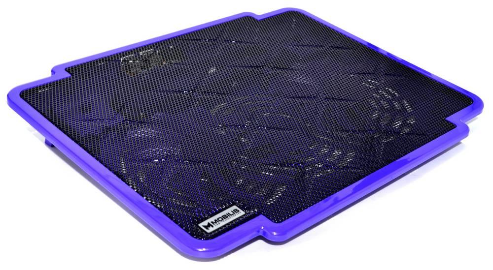 """Laptop Cooler Mobilis K17 Μώβ για Φορητούς Υπολογιστές έως 15.6"""""""