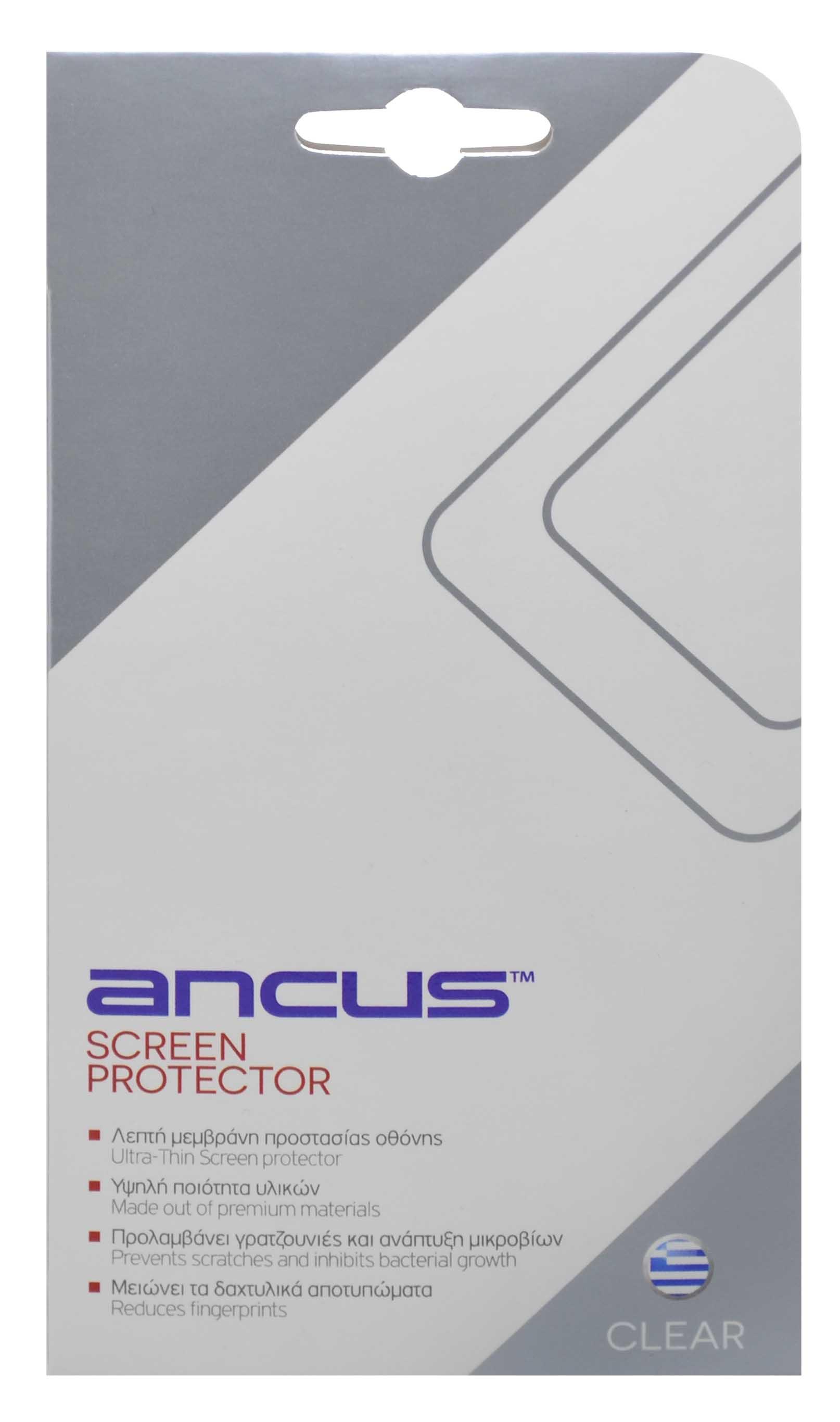 Screen Protector Ancus για MLS iQTalk Diamond Dual Antishock