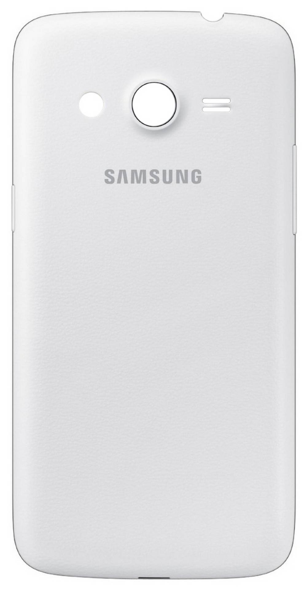 Καπάκι Μπαταρίας Samsung SM-G386F Galaxy Core Plus LTE Λευκό Original GH98-30927A
