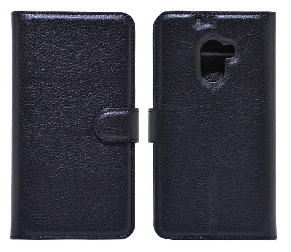 Θήκη Book Ancus Teneo για Lenovo A7010 Μαύρη
