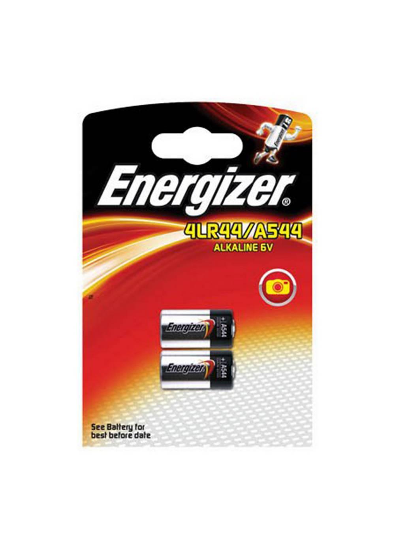 Μπαταρία Αλκαλική Energizer 4LR44/A544 6V Τεμ. 2