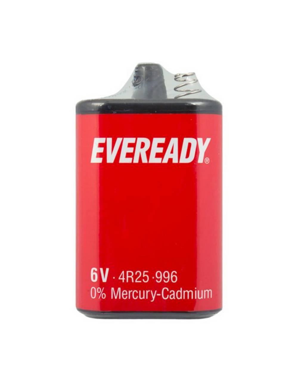 Μπαταρία Mercury Cadmium Eveready 4R25-996 6 V Τεμ. 1