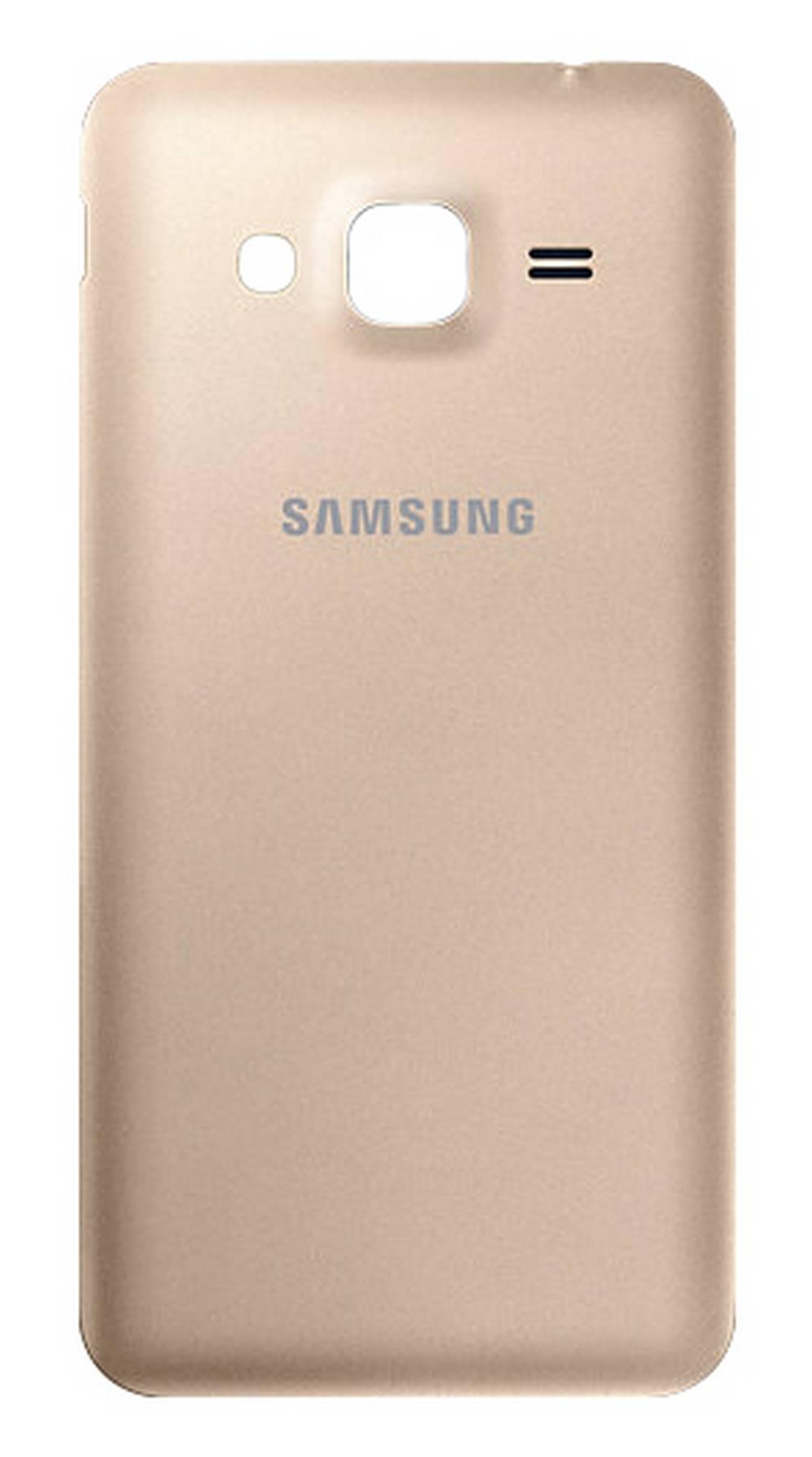 Καπάκι Μπαταρίας Samsung SM-J320FN Galaxy J3 (2016) Χρυσαφί Original GH98-39052B