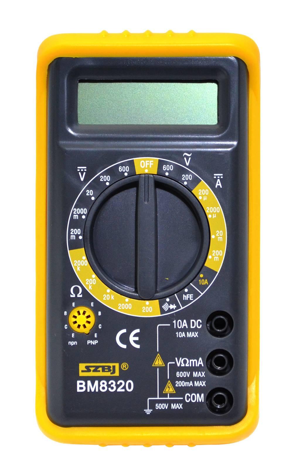 Πολύμετρο SZBJ ΒΜ8320