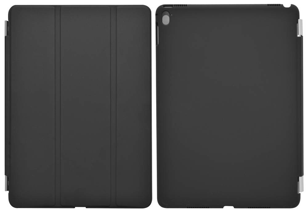Θήκη Smart Ancus για Apple iPad Air 2 με Πίσω Κάλυμμα Μαύρη
