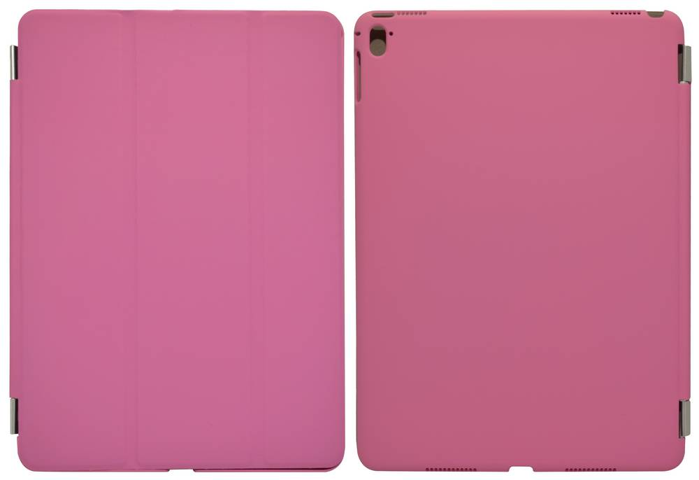 Θήκη Smart Ancus για Apple iPad Air 2 με Πίσω Κάλυμμα Ρόζ