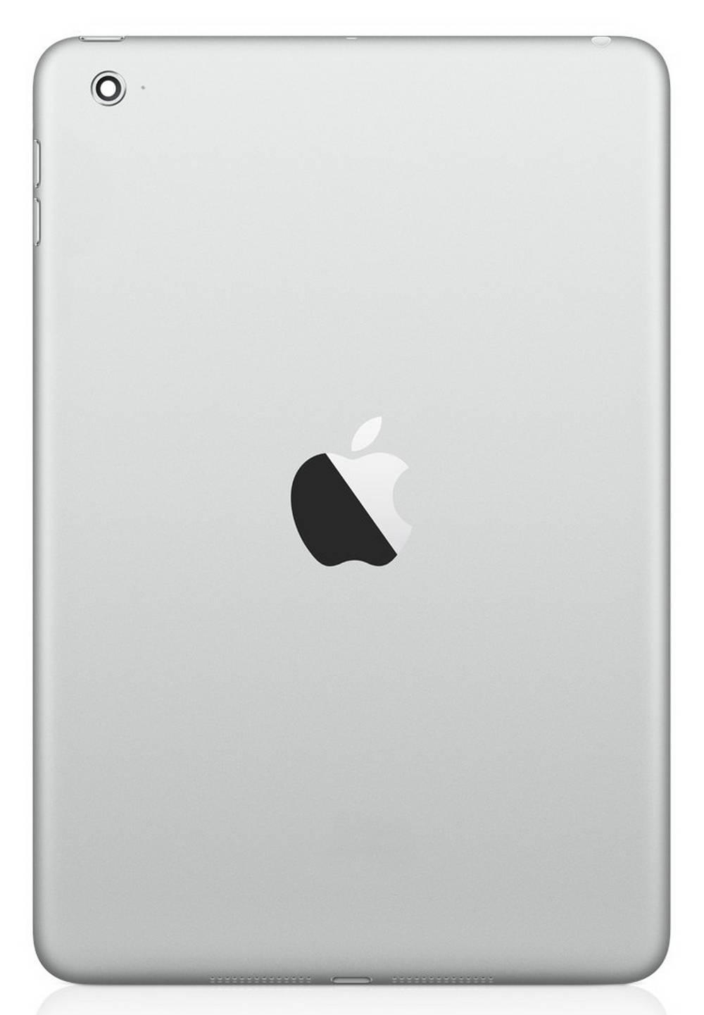 Πίσω Κάλυμμα Apple iPad Mini 4 Wifi Ασημί Original
